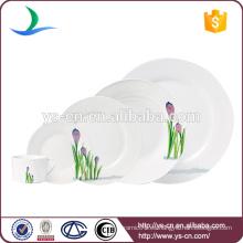Vajilla de cerámica práctica hecha en China
