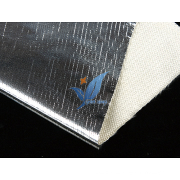 Aluminum Foil Coated Glass Fabric