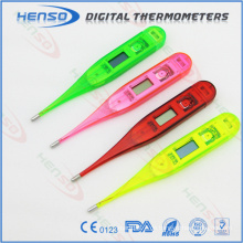 Henso transparente elektronische Thermometer