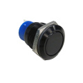 UL 19MM Anti Vandal Mandallama Push Button Anahtarı