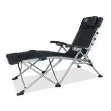 Nova design de luxo de metal da lona durável cadeira dobrável para camping