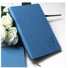 Caderno de negócios PU, caderno de benefícios de funcionários