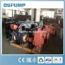 sewage submersible drainage pump pond dredging pump