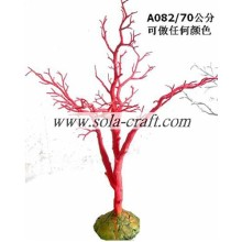 Fashion Crystal Branch Tree For Event Decoration 70CM