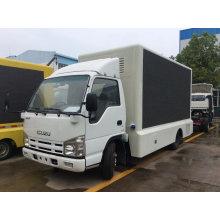 Isuzu Brand Mobile Clear LED Publicidade / Propaganda Truck