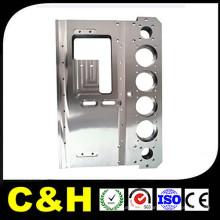 Pièces d'usinage CNC personnalisées en acier inoxydable de précision