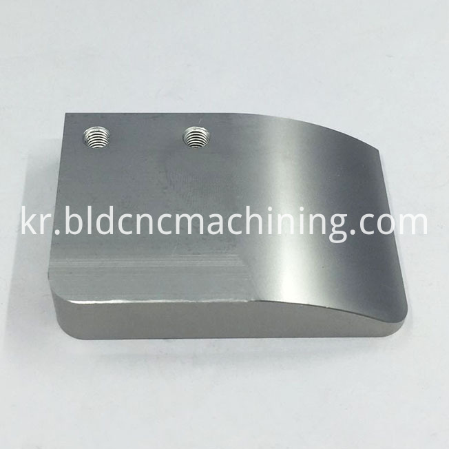 milling machining curved surface