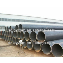 ERW DN700 Welded Steel Pipe for Conduit industry