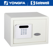 Cofre Safewell Ri Painel Cofre Digital de Hotel de 250mm de Altura