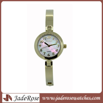 2015 Fancy Ladies Quartz All Stainless Steel Watch