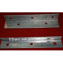 angle steel crossarm for overhead line fitting