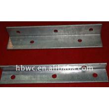 Ferragens para cabos, braço transversal galvanizado Q235