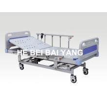 A-14 lit d'hôpital électrique à trois fonctions