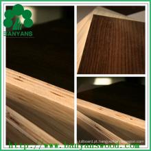 A melamina da categoria da mobília e do armário ou o PVC plástico enfrentaram a madeira compensada