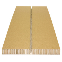 China Supplier High Quality Hot Selling Paper Corrugated Honeycomb Cardboard