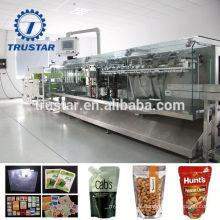 Machines pour l'emballage du sac à thé