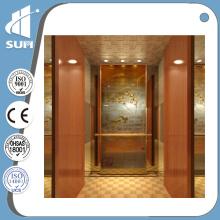 Zhejiang Fabricant Vvvf Machine Roomless Villa Elevator