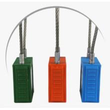 O cadeado de segurança Bd-G43 do fio do fechamento da segurança de Brady com chave semelhante ou chave difere