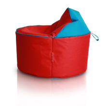 Hot sale for Funny Bean Bags two way use bean bag ottoman in 600D export to Haiti Suppliers