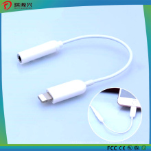 3.5 mm to Lighting Headphone Jack Adapter Cable for iPhone7/7plus