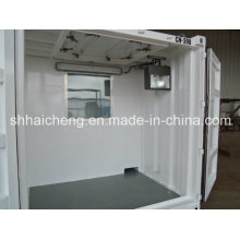 China Standard Prefabricated Container House for Dormitory