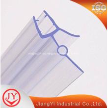 Ducha de cristal de pantalla PVC sello