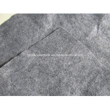 Fábrica no tejida del geotextil del color gris que vende directamente