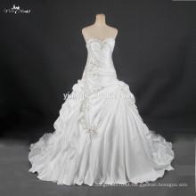 RSW788 Últimas fotos nupciais de lindos vestidos de casamento Alibaba