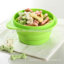 hot selling wholesale pet travel bowl