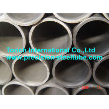 Carbon Heat Exchanger Tubes With Seamless Molybdenum Alloy - Steel