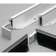 Profils d'extrusion d'aluminium pour solaire photovoltaïque