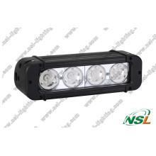 """Barra de luz LED CREE de una hilera impermeable IP68 de 8 """"40W (NSL-4004C-40W)"""