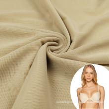 high elastic knitted bras lightweight transparent lingerie mesh fabric