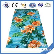 Роскошное пляжное полотенце с принтом (SST1046)