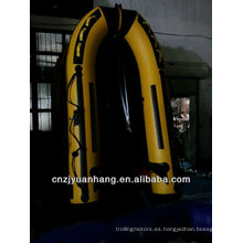 5 personas lancha balsa inflable China