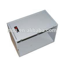 Estampado personalizado de distrubution eléctrica caja de polvo de recubrimiento