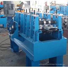 Armazenamento rack prateleira beam roll formando máquina