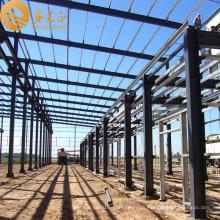 Entrepôt de structure en acier préfabriqué ISO ISO (SS-16)