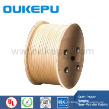 Use for dry-type transformer kraft paper covered rectangular copper wire