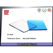 ESD Анти-статический прозрачный лист ПК