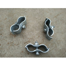 Wire Mesh Temporary Zaun Clips und Clamp