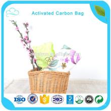 Adsorption du sac de charbon actif par substances nocives pour le ménage et la voiture