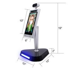 wholesale secumate face recognition system temperature measurement system access control