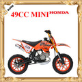 50cc mini dirt bike/ pit bike for kids