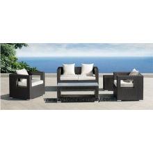 Sofa de rotin / extérieur / de jardin (6036)