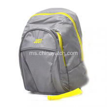 Nylon Composite Sport Backpack dengan lapisan 210D