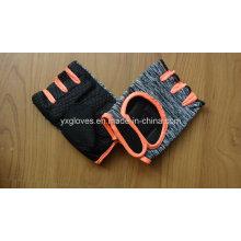Half Finger Glove-Cycling Glove- Bicycle Glove-Sport Glove-PVC Dotted Glove