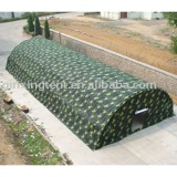 Domed Cotton Canvas Waterproof Army Tent