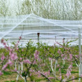 White Residential HDPE Bird Safety Net