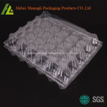PVC thermoforming plastic eggs tray
